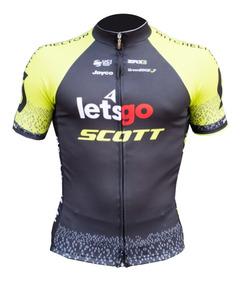 Remera Zr3 Mitchelton Scott Ciclismo Nitro Bikes