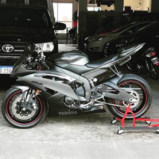 Yamaha Yzf R6 Con 6000 Km Inmejorable Estado 2016 Permuto