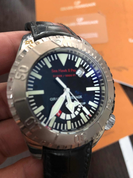 Reloj Girard Perregaux Sea Hawk Lo Pro 3000 Mts./9000ft