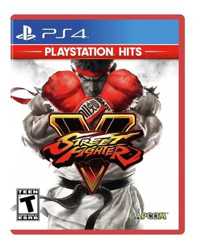 Imagen 1 de 6 de Street Fighter V - Playstation 4