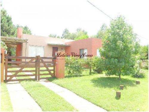 Venta Casa En La Barra 3 Dormitorios - Ref: 15663