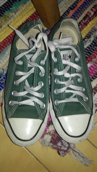 Zapatillas Converse Y adidas