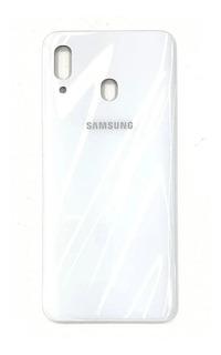 Tapa Trasera Samsung A20 Sm-a205 Colores Local Envios