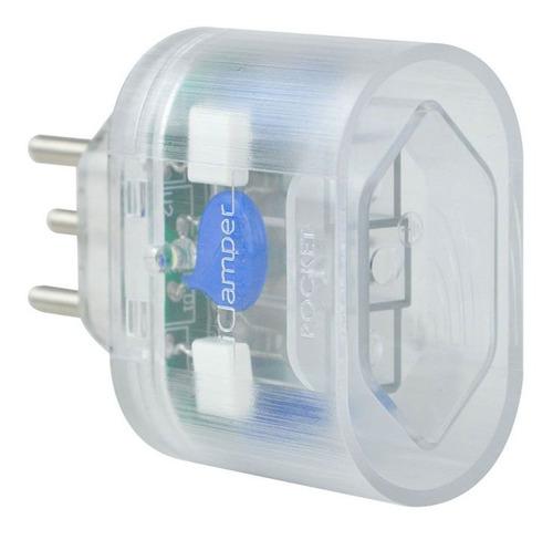 Dps Iclamper Pocket 3p 10a Bivolt Transparente Clamper