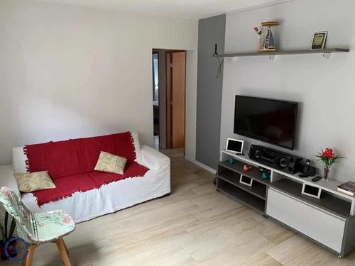 Apartamento Com 3 Dorms, Embaré, Santos - R$ 415 Mil, Cod: 17623 - V17623