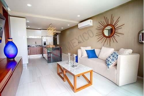 Penthouse Condominio En Bucerias Con Vista Al Mar