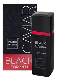 Perfume Black Caviar Paris Elysees