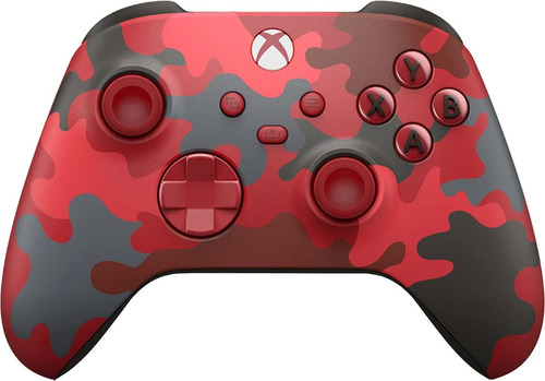 ..:: Control Inalámbrico Xbox Series X/s ::.. Daystrike Camo