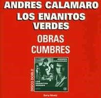 Obras Cumbres - Calamaro Enanitos Verdes (cd)