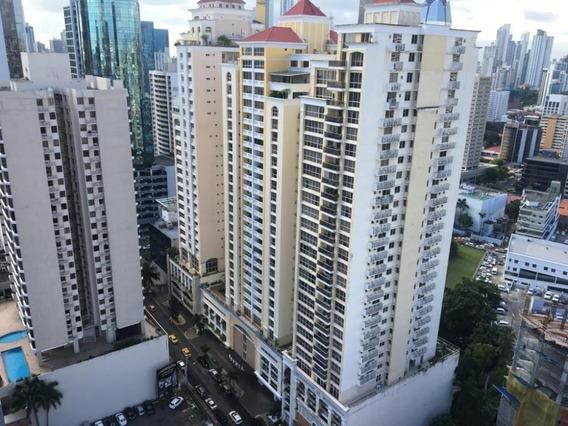 Bello Apartamento En Alquiler En Diana Tower Obarrio Panamá