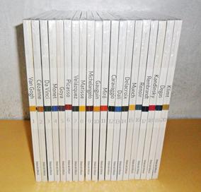 Coleção Grandes Mestres Da Pintura (19 Vols)