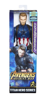 Capitan America Serie Titan Hero Infinity Wars 12 Pulgadas