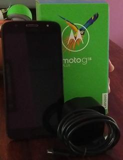 Vendo Celular Usado En Buenas Condiciones Poco Uso Moto G5s