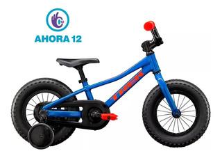 Bicicleta Niño Trek Precaliber Rodado 12