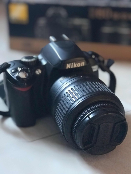 Câmera Nikon D60 + Acessórios