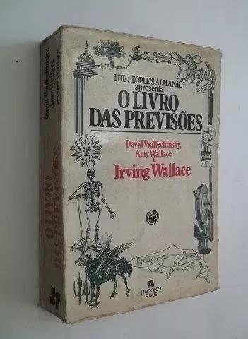 Livro Avulso Irving Wallace Escolha Titulo Ao Lado