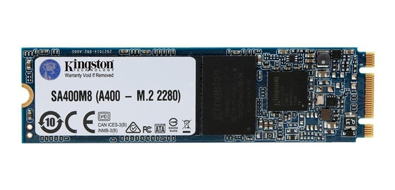 Hd Ssd M2 240gb Kingston A400 M.2 2280 Sa400m8/240g