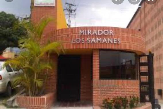 Apartamento En Caracas. Mirador Los Samanes, Obra Gris