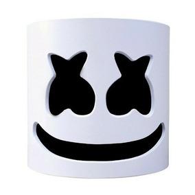 Marshmello Mask Dj Mascara Casco Fornite Cosplay