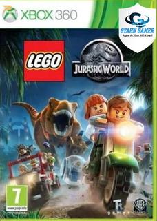Lego-jurassic World, Midia Digital/ Xbox360