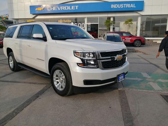 Chevrolet Suburban 5.4 Lt Piel Blanca At 2019