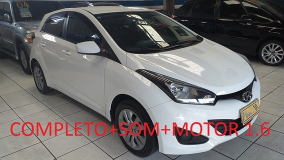 Hyundai Hb20 1.6 Comfort Flex 5p Manual