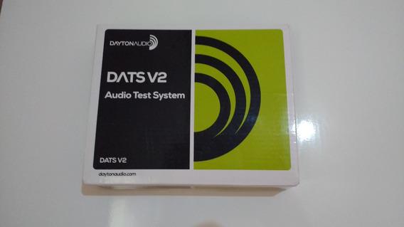 Dats V2 Dayton Audio + Balança De Precisão