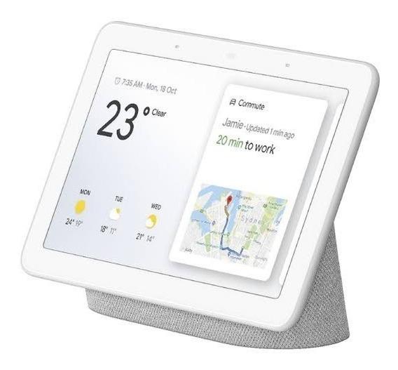 Google Home Hub Caixa De Som Assistente Original