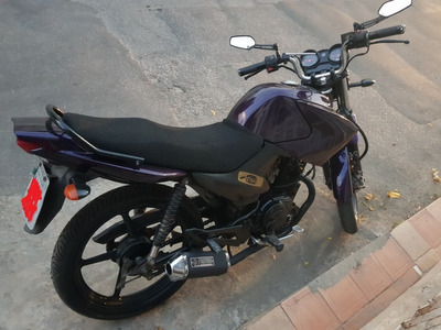 Yamaha Ybr Factor 125 Ed - Start