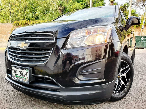 Chevrolet Trax 1.8 Ls Mt 2016