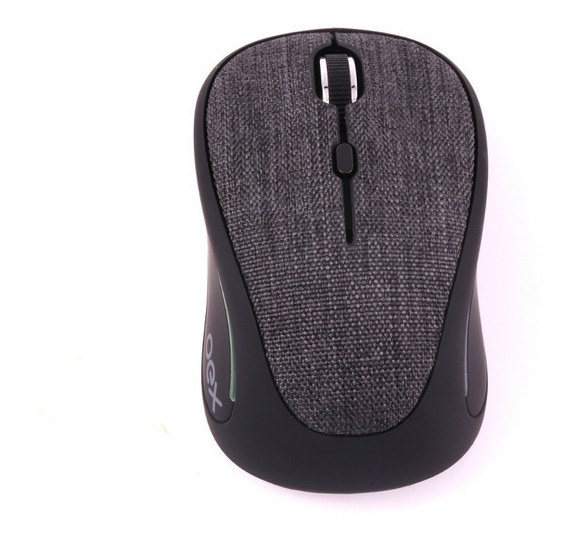 Mouse Oex Gaming Tiny Ms601 Bluetooth E Wireless Cinza + Nfe