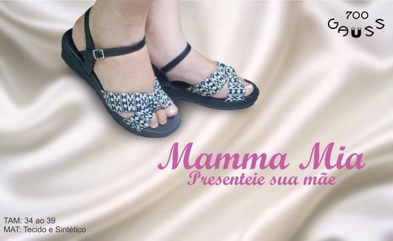 Sandália Magnética