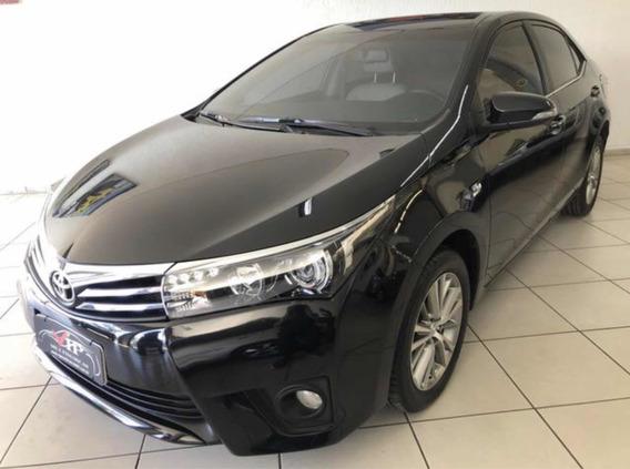 Toyota Corolla 2.0 16v Altis Flex 2015 - Top De Linha