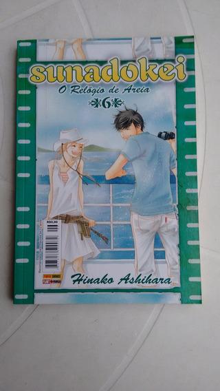 Sunadokei Nº 6 - O Relógio De Areia - Editora Panini - 2009
