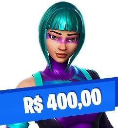Skin Wonder Fortnite , Todas Plataformas Promo
