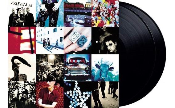 Lp Vinil U2 Achtung Baby [import] Novo Lacrado Original