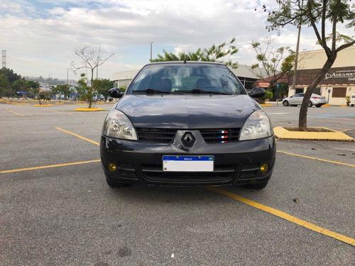 Renault Clio 2006 1.6 16v Privilège Hi-flex 5p