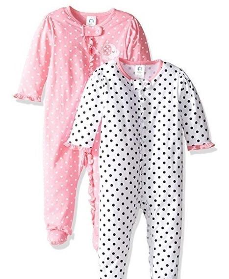 Pijama Mono Gerber Niña Traido De Usa