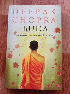 Libro Buda. Deepak Chopra. La Novela Que Cambiará Tu Vida