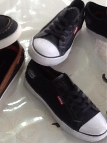 Zapatos Levis Originales Nuevos Talla 33