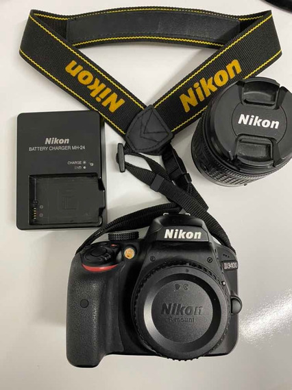 Câmera Nikon D3400
