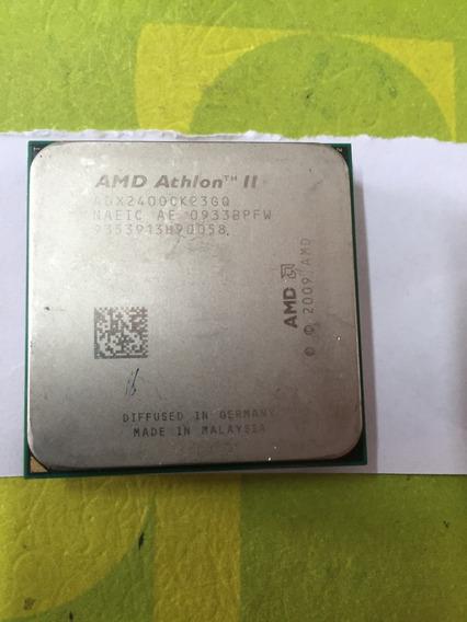 Processadorr Amd Athlon Ii X2 240 2.8ghz Am3 Adx2400ck23gq