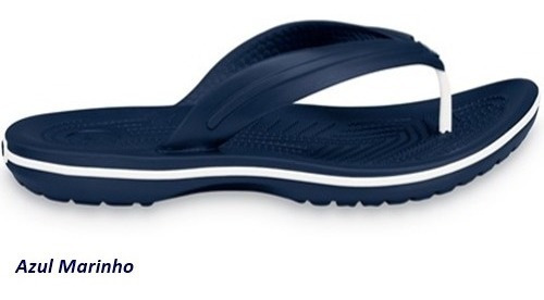 Chinelo Crocs Crocband Flip Unissex Original