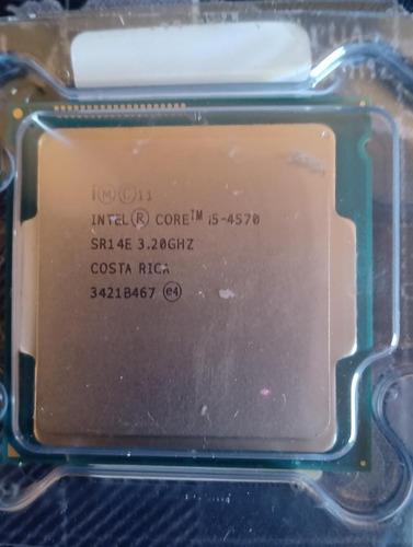 Imagem 1 de 3 de Processador Intel Core I5-4570 3.2ghz Lga1150