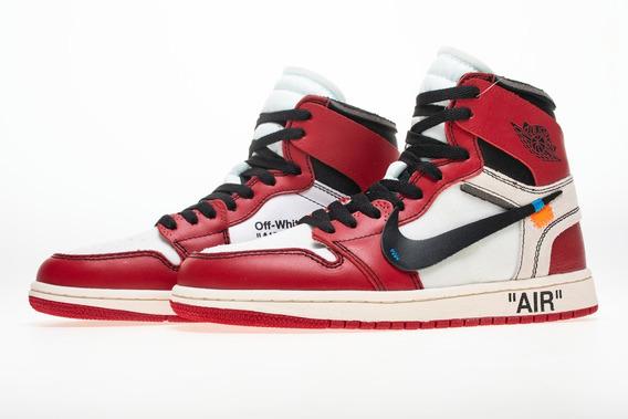 Air Jordan 1 X Off White Chicago