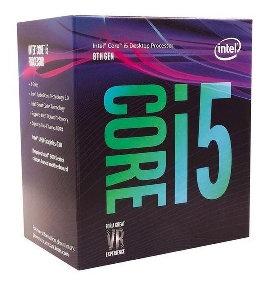 Processador Intel Core-i5 8400 2.8ghz Lga-1151-g8 9mb Cache