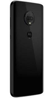 Smartphone Motorola Moto G7 Xt1962 Preto Onix Tela 5.7 64gb