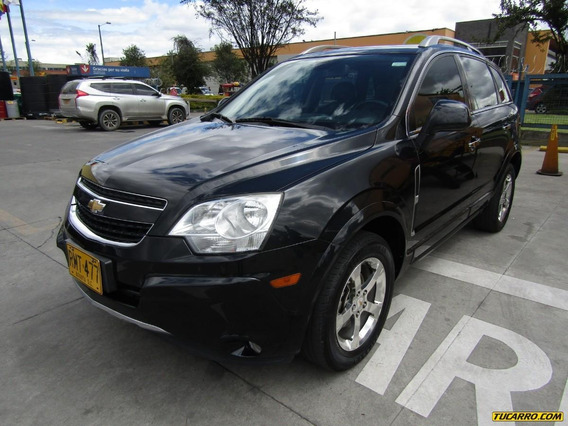 Chevrolet Captiva Ltz Full Equipo