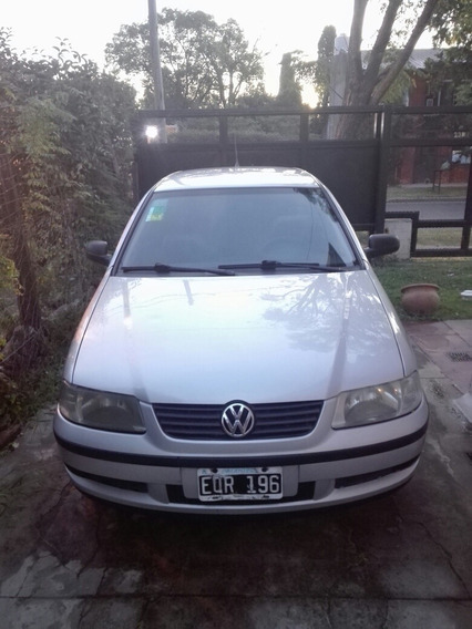 Volkswagen Gol 1.6 3 Ptas. 2004