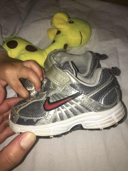 Tênis Nike Infantil Tamanho 21